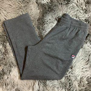 Fila | Men's Sweatpants | Grey